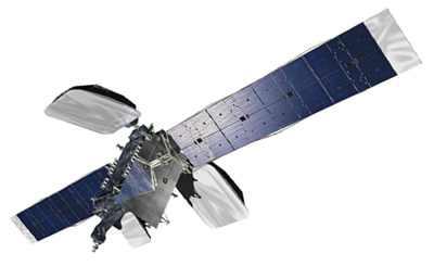 Azerspace-1 / Credtis: Orbital Sciences Corp.