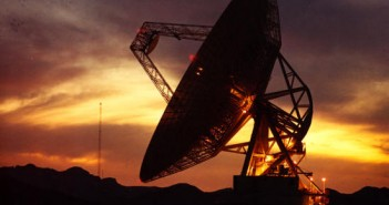 Radioteleskop Goldstone sieci Deep Space Network (JPL/NASA)