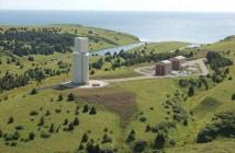 Kosmodrom Kodiak na Alasce (Alaska Aerospace Corporation)