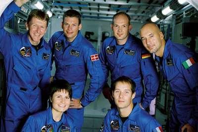 Nowi europejscy astronauci / credits: ESA