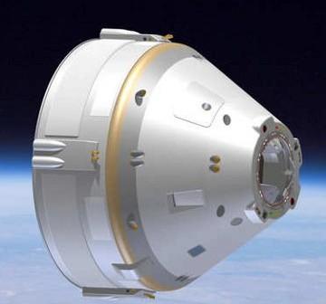 Projektowana kapsuła CST-100 / Credits - Boeing Company