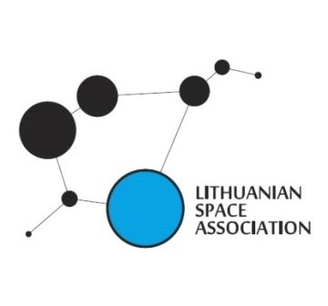 Logo Lithuanian Space Association / Credits - LSA