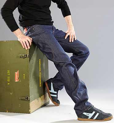 Armalith oferuje połączenie estetyki i komfortu dżinsu z wytrzymałością UHMWPE / Credits: ESquad