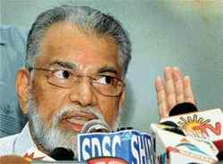 K. Radhakrishnan - przewodniczący ISRO / Credits - Deccan Herald