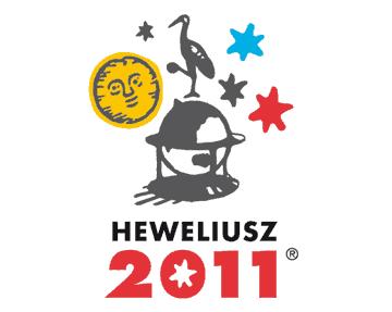 Oficjalne logo obchodów roku Jana Heweliusza