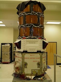 ORS-1 przed testami środowiskowymi / Credits: Goodrich
