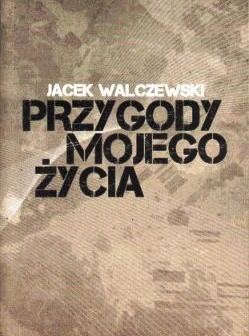 Książka biograficzna prof. Jacka Walczewskiego