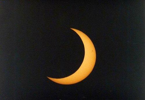 Zaćmienie Słońca z 2003 roku / Credits - Artur Wargin