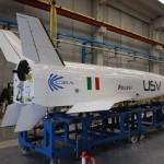Włoski USV - CIRA Polluce / Credits - CIRA, ASI