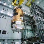 Pojazd HTV-2 tuż przed integracją z rakietą H-IIB / Credits - JAXA