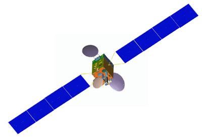 NigComSat-1R / Credits: CGWIC