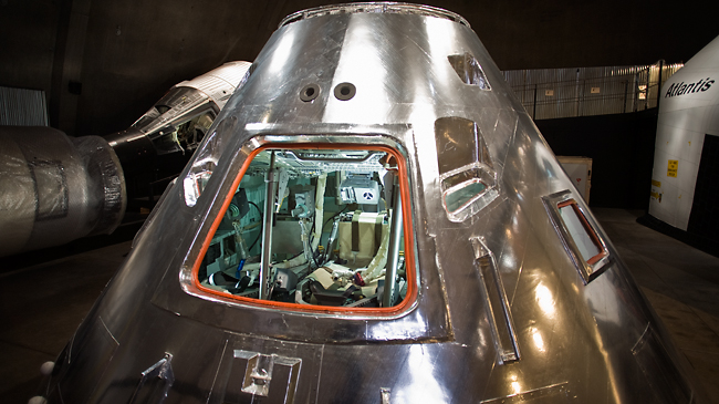 NASA - Human Adventure / Credits: Teksniska Museet