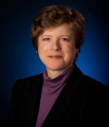 Elizabeth Robinson, dyrektor finansowy NASA / Credits: NASA