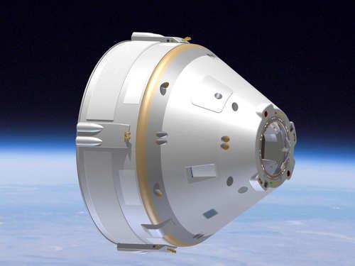 Kapsuła CST-100 budowana przez Boeinga / Credits - Boeing Co.