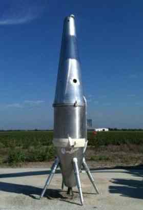 Super Mod – jeden z prototypów statku suborbitalnego / Źródło: NASA/Flight Opportunities