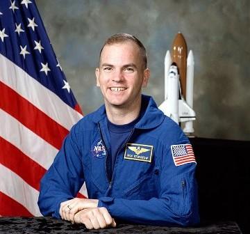 Rick Sturckow / Credits - NASA