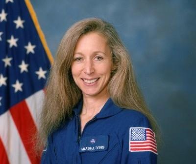 Marsha Ivins, portret oficjalny (JSC)