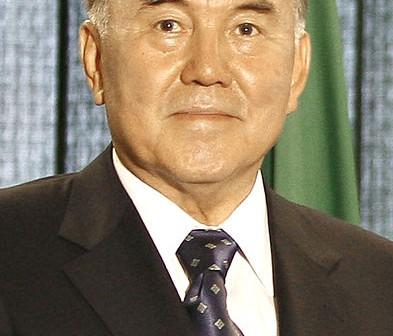 Nursułtan Nazarbajew, prezydent Kazachstanu (2007) / Credits: Agência Brasil, WikCommons