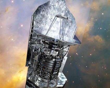 Herschel Space Observatory / Credits: ESA