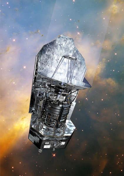 Obserwatorium Herschel / Credit - ESA