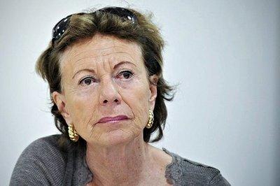 Neelie Kroes, wiceprzewodnicząca Komisji Europejskiej / Credits: AFP