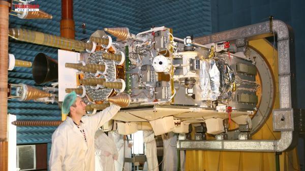 Satelita konstelacji GLONASS / Credits: Roskosmos