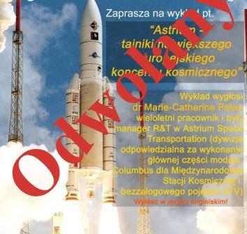 Plakat informacyjny (Credits:SKA)