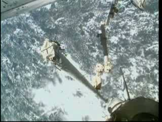 Godzina 16:35 CET / Credits - NASA TV