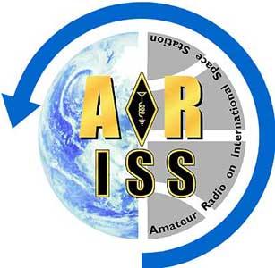 Logo programu ARISS