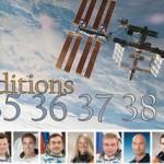 Wszyscy wybrani astronauci do załog 35-39 / credits: collectspace, nasa