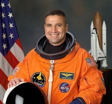 George Zamka / Credits - NASA