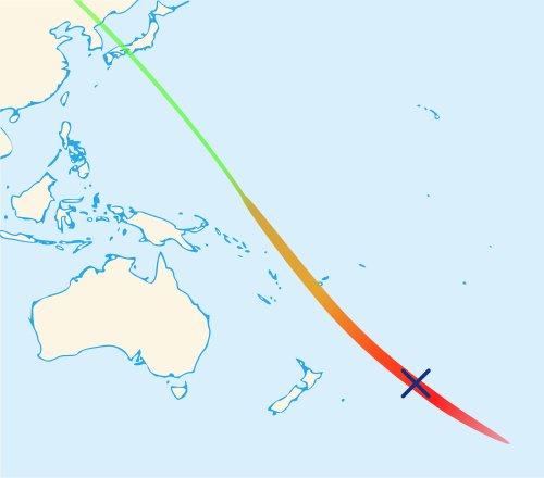 23 marca 2001 roku - wejście stacji Mir w atmosferę Ziemi