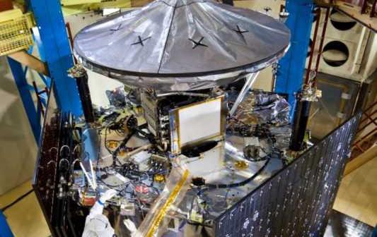 Juno po testach akustycznych i wibracyjnych, 26 stycznia 2011 / Credits: Lockheed Martin