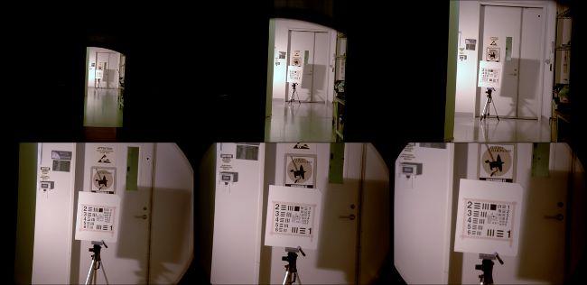 Kompozycja zdjęć wykonanych przez zmiennogniskową kamerę Mastcam przygotowywaną przez Malin Space Science Systems (MSSS)