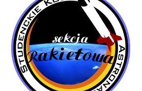 Logo Sekcji Rakietowej Studenckiego Koła Astronautycznego