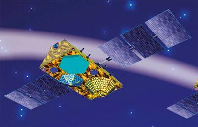 Satelita II serii Globalstar / Credits: Globalstar