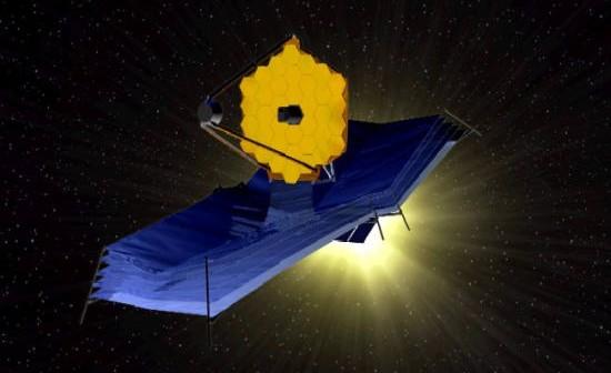 Kosmiczny Teleskop Jamesa Webba ma zająć pozycję w punkcie L2 Słońce-Ziemia (NASA)