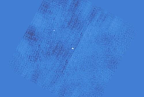 Instrument IBIS fotografuje czarną dziurę