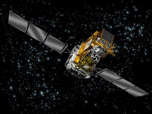 Obserwatorium kosmiczne Integral Europejskiej Agnecji Kosmicznej ESA
