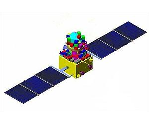 Resourcesat-2 / Credits: ISRO