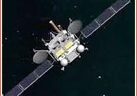 Wizja artystyczna satelity konstelacji Arktika / Credits: Roskosmos