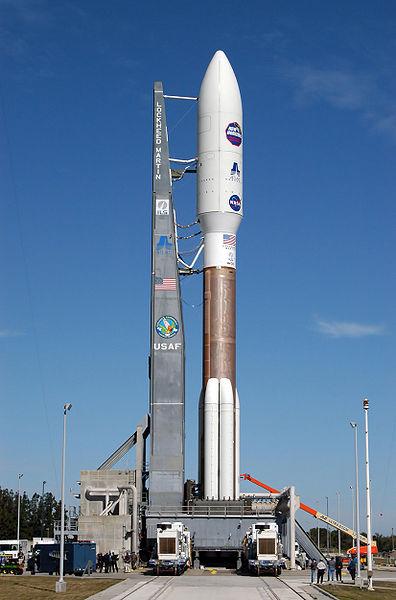 Rakieta nośna Atlas V 551 / Credits - ULA