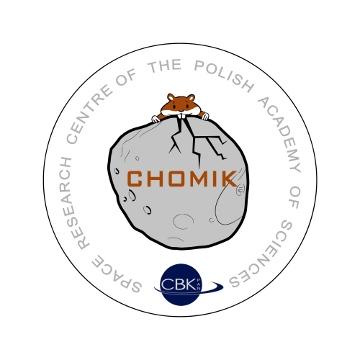 Logo instrumentu CHOMIK / Credits: CBK PAN