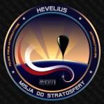 Logo misji Hevelius / Credits - Tomasz Adam