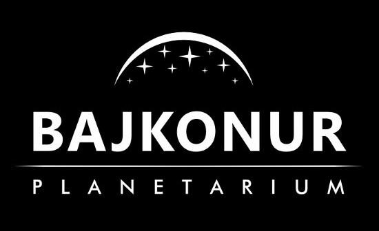 Logo przenośnego planetarium Bajkonur / Credits - Tomasz Lewicki, Bajkonur