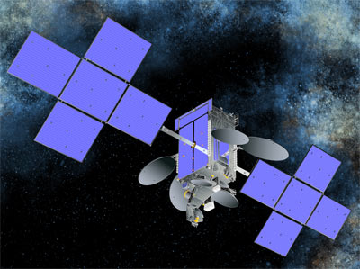 Satelita ABS-2 / Credits: SSL