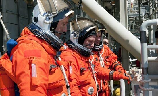 Trening TCDT / Credits - NASA, Kim Shiflett