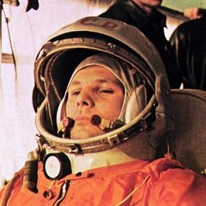 Jurij Gagarin przed swoim historycznym lotem - 12 kwietnia 1961 roku