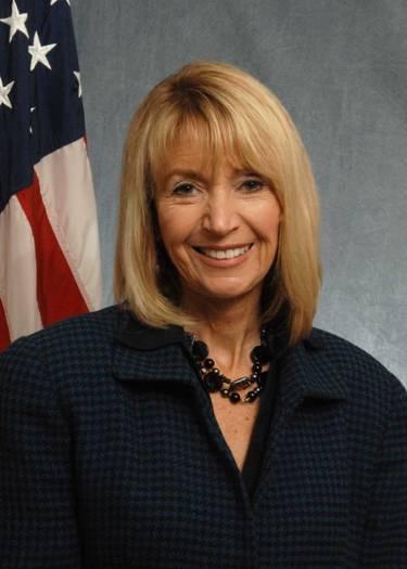 Marcia McNutt, dyrektor US Geological Survey / Credits: USGS