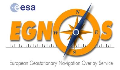 Logo EGNOS / Credits: ESA